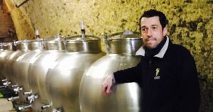 Vincent Roussely of Clos Roussely